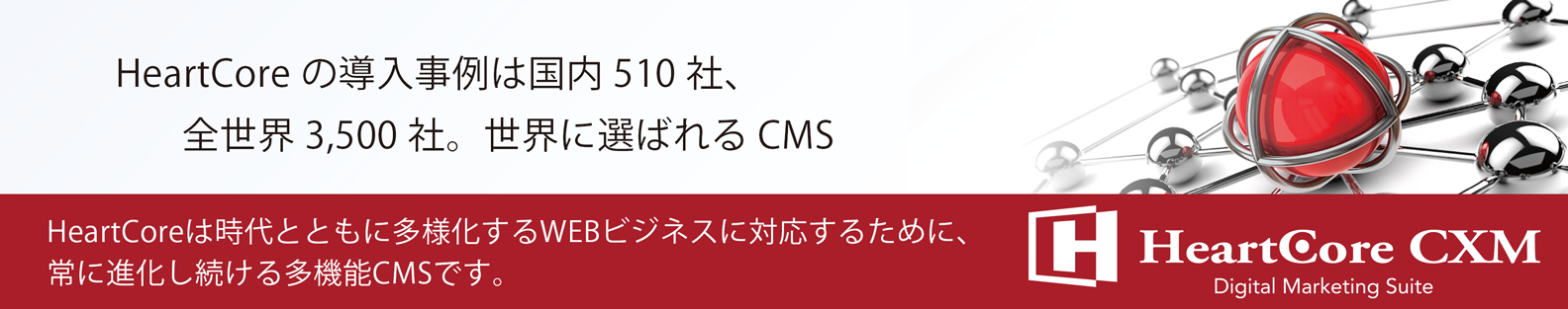 HeartCore CMS